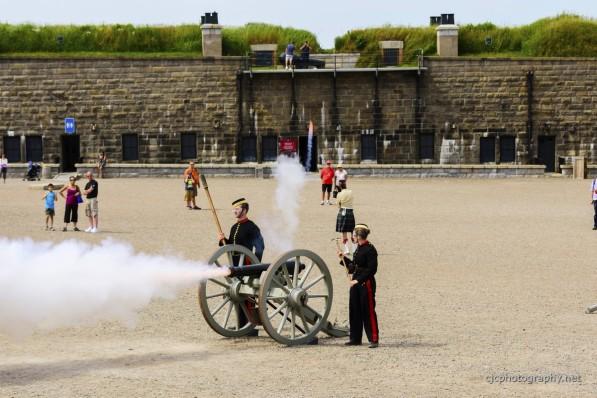 The Citadel, Halifax, Canada